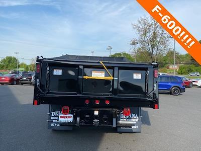 2020 Ford F-600 Regular Cab DRW 4x4, Rugby Eliminator LP Steel Dump Body #YA13965 - photo 8