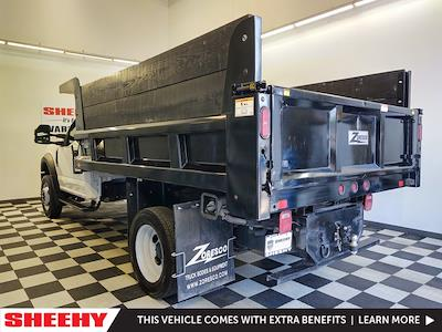 2020 Ford F-550 Regular Cab DRW 4x2, Dump Body #YA13965B - photo 7