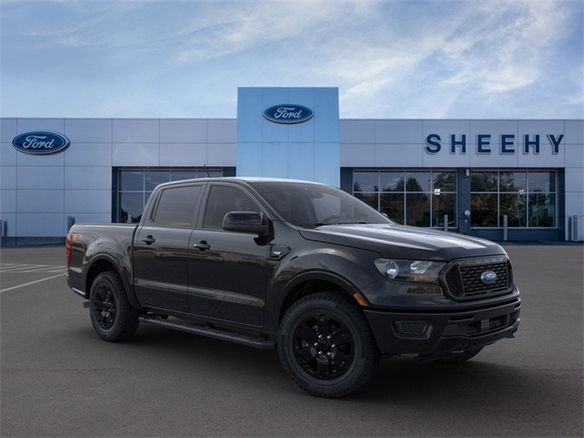 2020 Ranger SuperCrew Cab 4x4, Pickup #YA14059 - photo 7