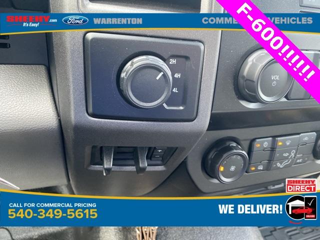 2020 Ford F-600 Regular Cab DRW 4x4, Knapheide KUVcc Service Body #YA14753 - photo 15