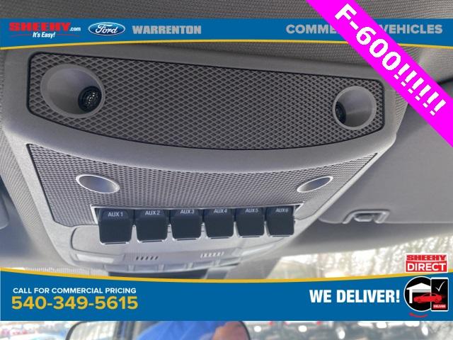 2020 Ford F-600 Regular Cab DRW 4x4, Knapheide KUVcc Service Body #YA14753 - photo 16