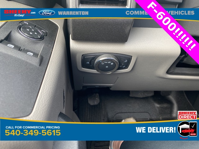 2020 Ford F-600 Regular Cab DRW 4x4, Knapheide KUVcc Service Body #YA14753 - photo 17