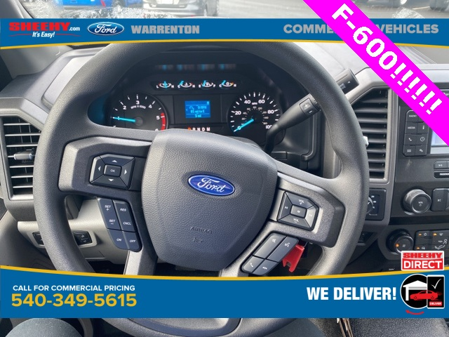 2020 Ford F-600 Regular Cab DRW 4x4, Knapheide KUVcc Service Body #YA14753 - photo 18