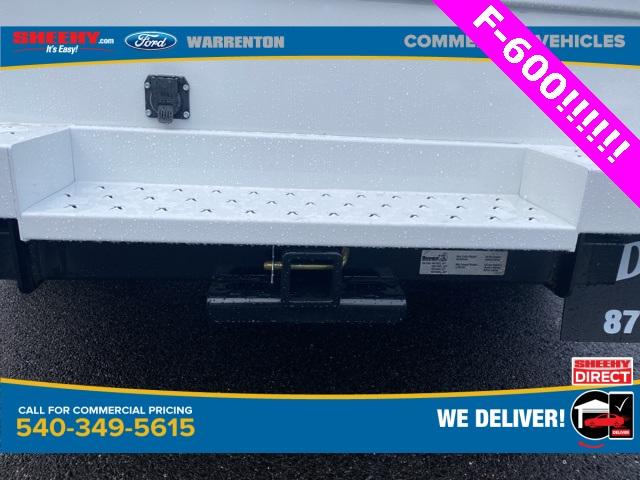 2020 Ford F-600 Regular Cab DRW 4x4, Knapheide KUVcc Service Body #YA14753 - photo 9