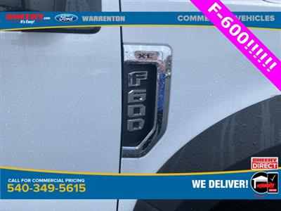 2020 Ford F-600 Regular Cab DRW 4x4, Knapheide KUVcc Service Body #YA14753 - photo 4