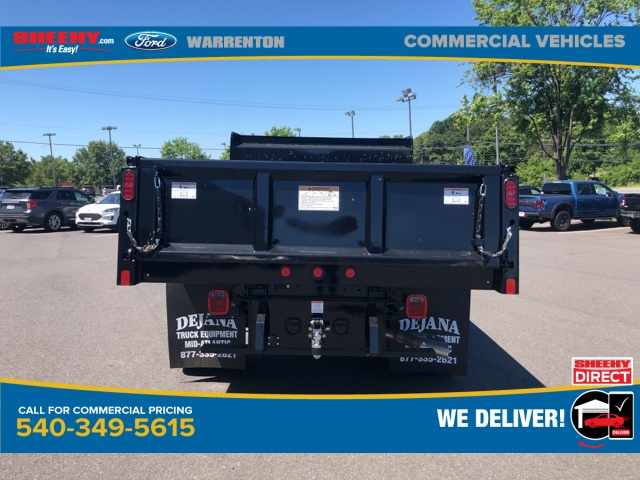 2019 F-550 Regular Cab DRW 4x4, Rugby Eliminator LP Steel Dump Body #YA17664 - photo 5