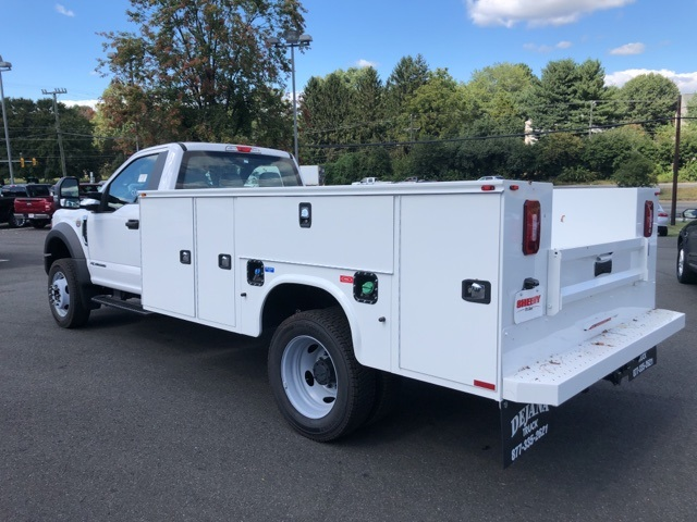 2019 F-450 Regular Cab DRW 4x4,  Knapheide Service Body #YA17788 - photo 1