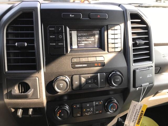 2019 F-550 Regular Cab DRW 4x4,  Knapheide Value-Master X Platform Body #YA17896 - photo 12