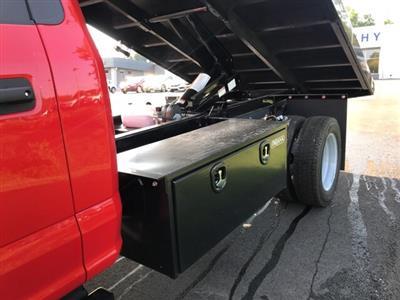 2019 F-550 Regular Cab DRW 4x4,  Knapheide Value-Master X Platform Body #YA17896 - photo 8