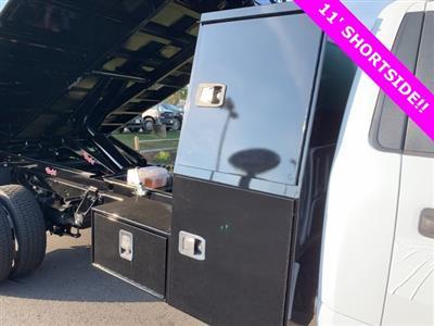 2019 F-550 Regular Cab DRW 4x4,  Rugby Eliminator LP Steel Dump Body #YA19060 - photo 7
