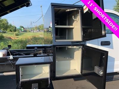 2019 F-550 Regular Cab DRW 4x4,  Rugby Eliminator LP Steel Dump Body #YA19060 - photo 2