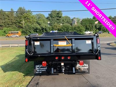 2019 F-550 Regular Cab DRW 4x4, Rugby Eliminator LP Steel Dump Body #YA19060 - photo 2