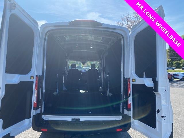 2021 Ford Transit 250 Medium Roof 4x2, Empty Cargo Van #YA19149 - photo 1