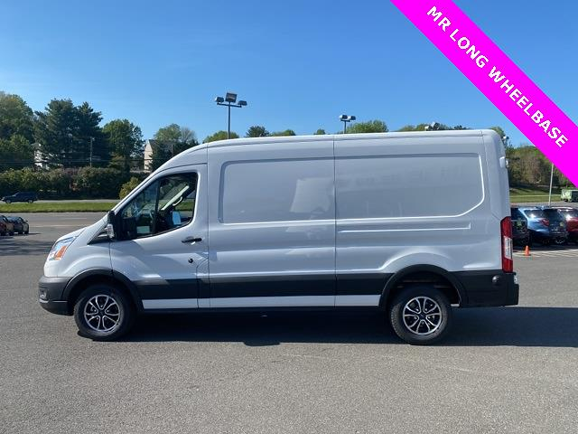 2021 Ford Transit 250 Medium Roof 4x2, Empty Cargo Van #YA19149 - photo 12