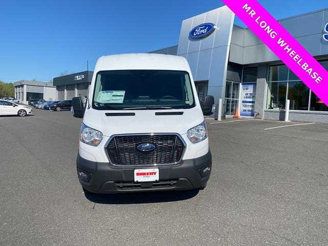 2021 Ford Transit 250 Medium Roof 4x2, Empty Cargo Van #YA19149 - photo 4