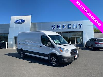 2021 Ford Transit 250 Medium Roof 4x2, Empty Cargo Van #YA19149 - photo 1