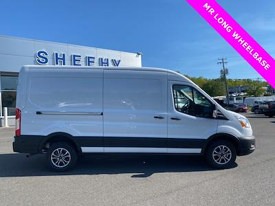 2021 Ford Transit 250 Medium Roof 4x2, Empty Cargo Van #YA19149 - photo 5