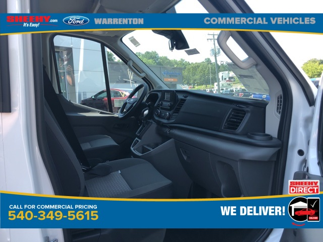 2020 Ford Transit 350 RWD, Reading Aluminum CSV Service Utility Van #YA19349 - photo 5