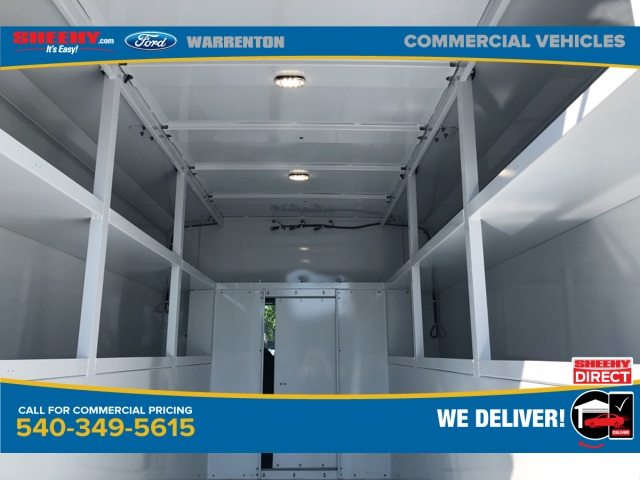 2020 Ford Transit 350 RWD, Reading Aluminum CSV Service Utility Van #YA19349 - photo 9