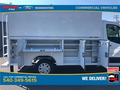 2020 Ford Transit 350 RWD, Reading Aluminum CSV Service Utility Van #YA19349 - photo 6