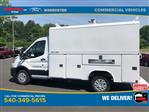 2020 Ford Transit 350 RWD, Reading Aluminum CSV Service Utility Van #YA19349 - photo 2