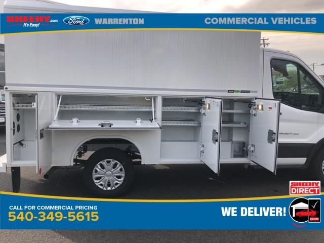 2020 Ford Transit 350 RWD, Reading Aluminum CSV Service Utility Van #YA19350 - photo 7