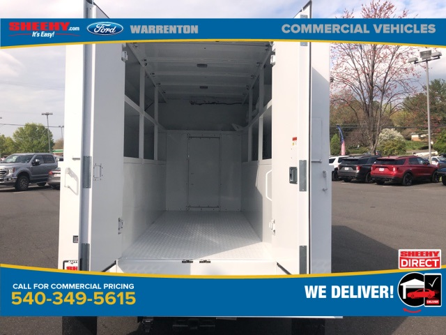 2020 Transit 350 RWD, Reading Aluminum CSV Service Utility Van #YA19350 - photo 8
