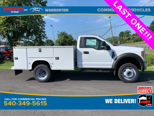 2019 F-550 Regular Cab DRW 4x4, Knapheide Service Body #YA19557 - photo 1