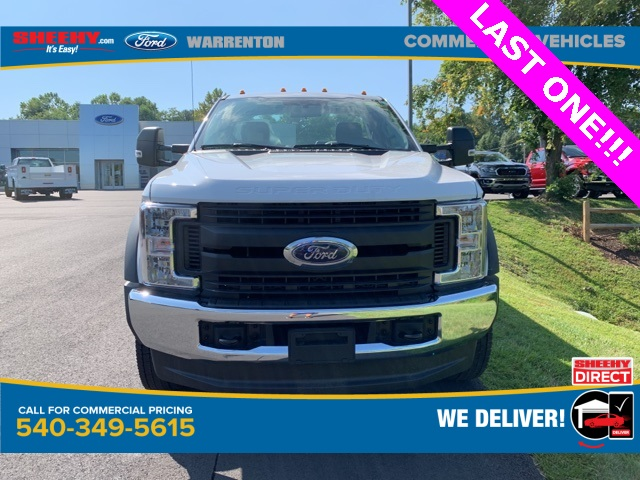 2019 F-550 Regular Cab DRW 4x4,  Knapheide Standard Service Body #YA19557 - photo 5