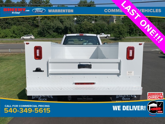 2019 Ford F-550 Regular Cab DRW 4x4, Knapheide Service Body #YA19557 - photo 1