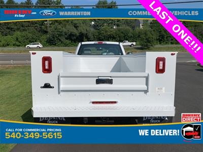 2019 F-550 Regular Cab DRW 4x4,  Knapheide Standard Service Body #YA19557 - photo 2