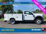 2019 F-550 Regular Cab DRW 4x4,  Knapheide Standard Service Body #YA19557 - photo 1
