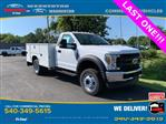 2019 F-550 Regular Cab DRW 4x4,  Knapheide Standard Service Body #YA19557 - photo 3