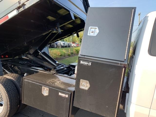 2019 F-450 Regular Cab DRW 4x4, Godwin 184U Dump Body #YA19577 - photo 8