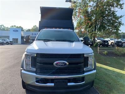 2019 F-450 Regular Cab DRW 4x4, Godwin 184U Dump Body #YA19577 - photo 5