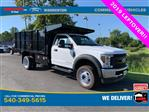 2019 F-450 Regular Cab DRW 4x4, PJ's Landscape Dump #YA19578 - photo 4