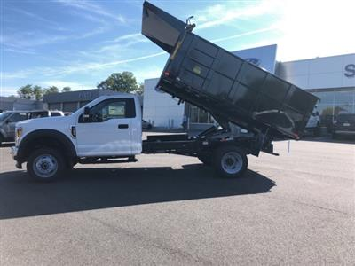 2019 F-450 Regular Cab DRW 4x4,  PJ's Landscape Dump #YA19876 - photo 9