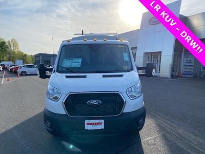 2021 Ford Transit 350 HD DRW 4x2, Knapheide KUV Service Utility Van #YA20524 - photo 4