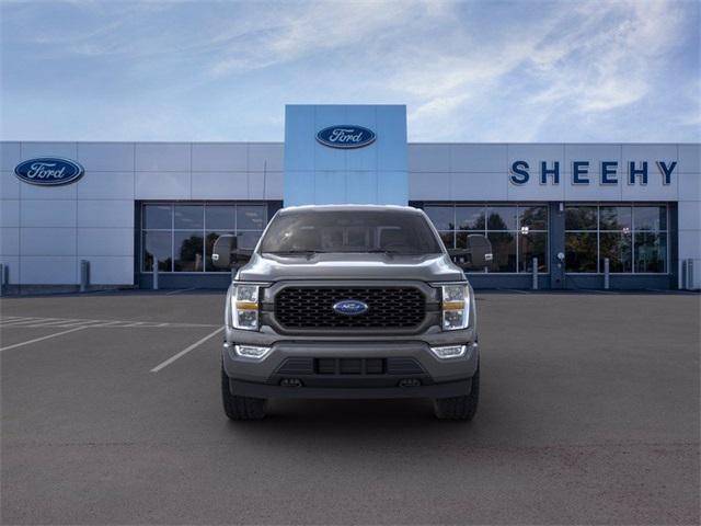 2021 Ford F-150 SuperCrew Cab 4x4, Pickup #YA22734 - photo 4