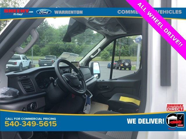 2020 Ford Transit 350 HD DRW AWD, Dejana DuraCube Box Truck #YA26844 - photo 10