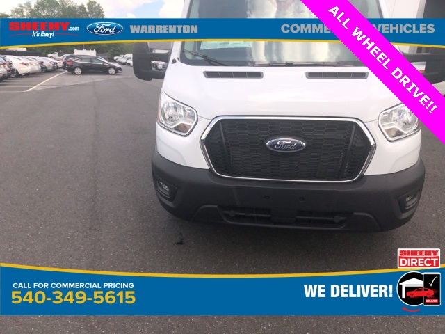 2020 Ford Transit 350 HD DRW AWD, Dejana DuraCube Box Truck #YA26844 - photo 3