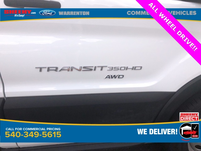2020 Ford Transit 350 HD DRW AWD, Dejana DuraCube Box Truck #YA26844 - photo 5