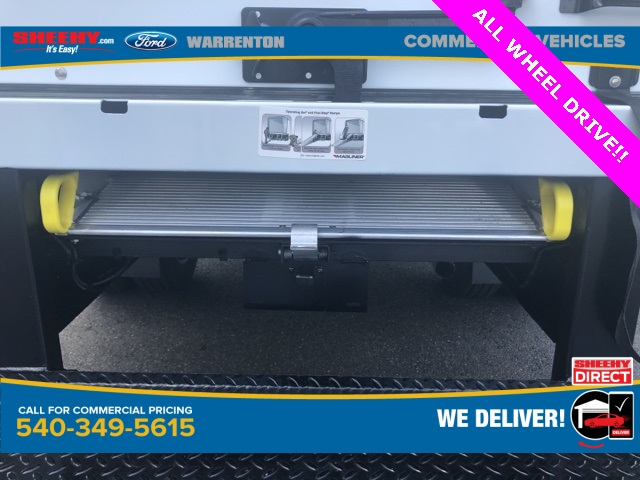 2020 Ford Transit 350 HD DRW AWD, Dejana DuraCube Box Truck #YA26844 - photo 8