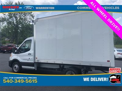 2020 Ford Transit 350 HD DRW AWD, Dejana DuraCube Box Truck #YA26844 - photo 9