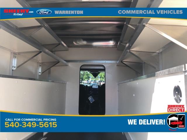 2020 Ford Transit 350 HD DRW AWD, Dejana DuraCube Max Service Utility Van #YA26845 - photo 9