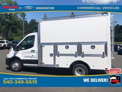 2020 Ford Transit 350 HD DRW AWD, Dejana DuraCube Max Service Utility Van #YA26845 - photo 10