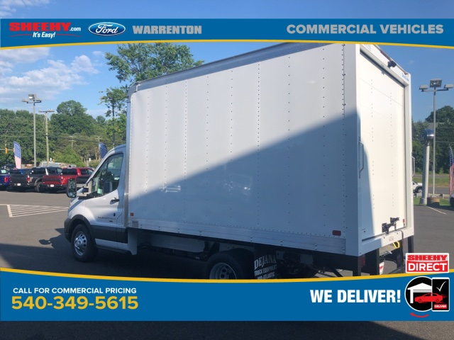 2020 Ford Transit 350 HD DRW AWD, Dejana Cutaway Van #YA26846 - photo 1