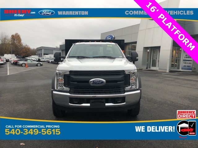 2019 F-550 Regular Cab DRW 4x2, Knapheide Value-Master X Platform Body #YA27173 - photo 3