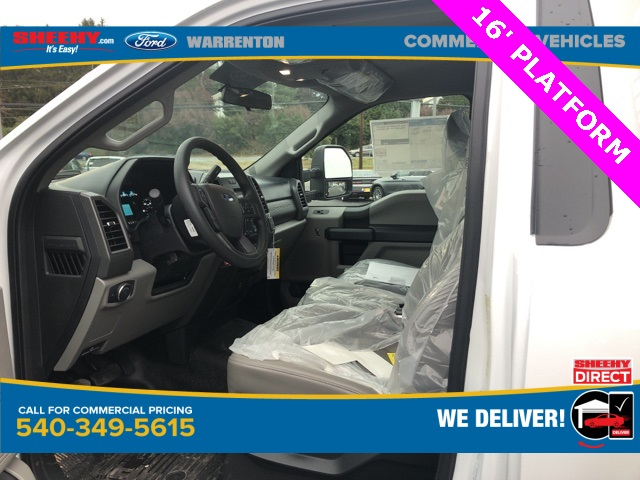 2019 Ford F-550 Regular Cab DRW 4x2, Knapheide Value-Master X Platform Body #YA27173 - photo 7