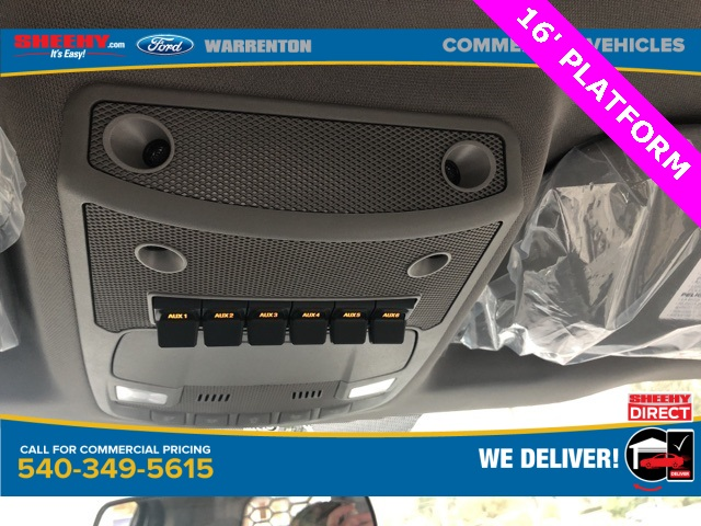 2019 Ford F-550 Regular Cab DRW 4x2, Knapheide Value-Master X Platform Body #YA27173 - photo 8